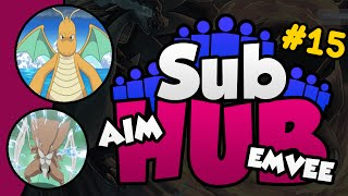 Sub Hub S2 Episode 15 w/ PokeaimMD & Emvee - Pokemon ORAS Enchanted Items Showdown Live by PokeaimMD