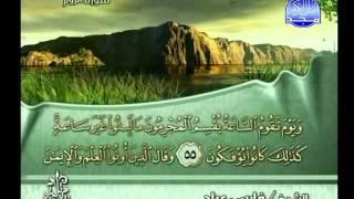 المصحف الكامل للمقرئ الشيخ فارس عباد الجزء  21