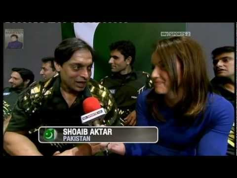 titans of cricket - Titans of Cricket - The Best Bits [HQ] 2011 - Azhar Mahmood, Shoaib Akhtar, Abdul Razzaq, Shahid Afridi.