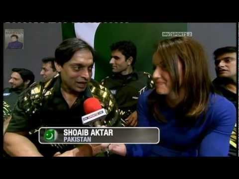 titans of cricket - Titans of Cricket - The Best Bits [HQ] 2011 - Azhar Mahmood, Shoaib Akhtar, Abdul Razzaq, Shahid Afridi.