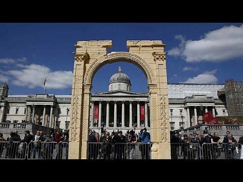 Στο Λονδίνο η Αψίδα της Παλμύρας