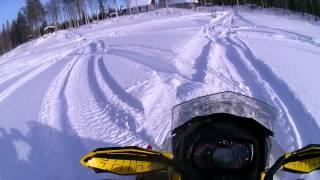 7. Koskiseikkailu Ski-Doo MXZ X 600 ETEC