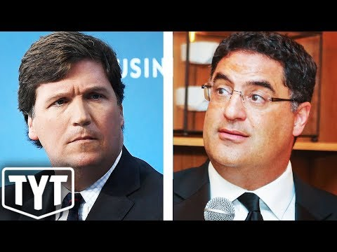 Cenk Will Face Off With Fox's Tucker Carlson