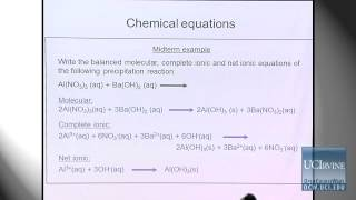 Preparation For General Chemistry 1P. Lecture 22. Midterm II Review.