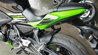 4. 2017 Kawasaki Ninja 650 ABS KRT EDITION