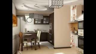 Кухня в хрущевке - дизайн
