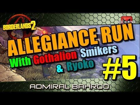 Borderlands 2 Allegiance Playthrough Episode 5