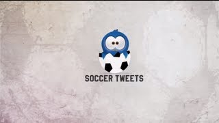 Soccer Tweets YouTube video