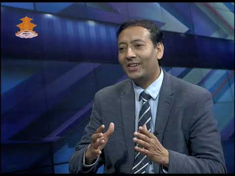 (Interview with Shankar Pokharel, chief Minister,pradesh 5, by Ram prasad  Bhandari - Duration: 21 minutes.)