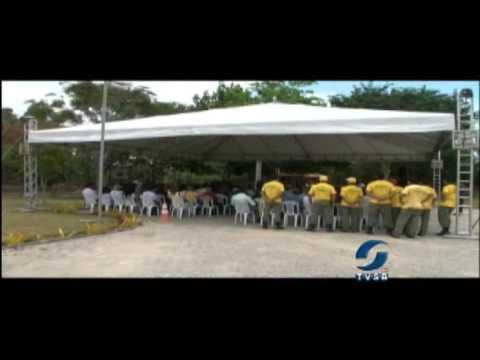 Veja como foi a cerimônia de inauguração do parque nacional do pau Brasil em Porto Seguro.