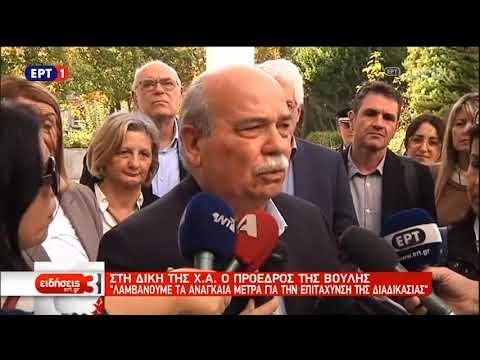 Στη δίκη της Χ.Α. ο Ν. Βούτσης και στελέχη του ΣΥΡΙΖΑ