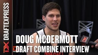 Doug McDermott Draft Combine Interview