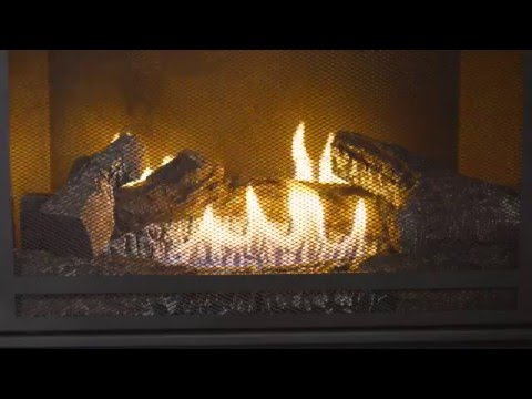 Pleasant Hearth VFS-PH30DT 30,000 BTU 32 in. Intermediate Vent Free Gas Stove