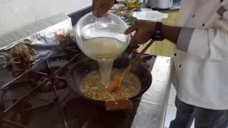 How to make easy Chicken corn (Chinese) - Chef Paul Samar MULLICK