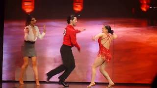 Download Lagu DWTS Live - TRIO - Laurie, Val, Jenna Mp3