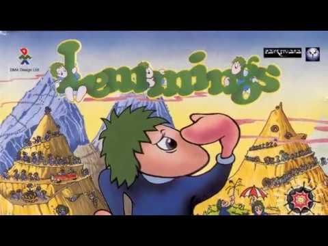 lemmings: dal 1991 uno dei migliori videogiochi rompicapo