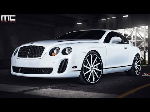 MC Customs Bentley Continental SuperSport