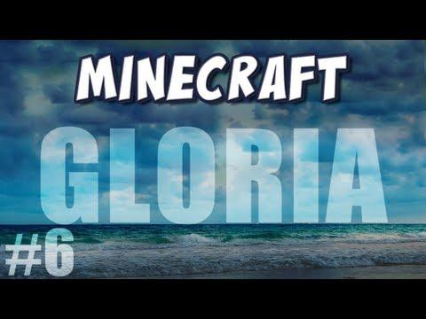 Minecraft - Gloria Part 6 - Monster Mass!
