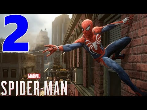 the amazing spider man 2 video game part 1