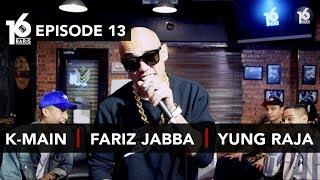 Video 16 BARIS   EP13   K-Main, Fariz Jabba & Yung Raja MP3, 3GP, MP4, WEBM, AVI, FLV Desember 2018
