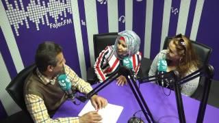 لقاء خاص يستضيف شام أبو مخ و منيرة حمدان من فرقة شام للفن المسرحي في باقة الغربية