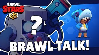 Brawl Talk - August Update! (New Trophy Road Brawler and more!)