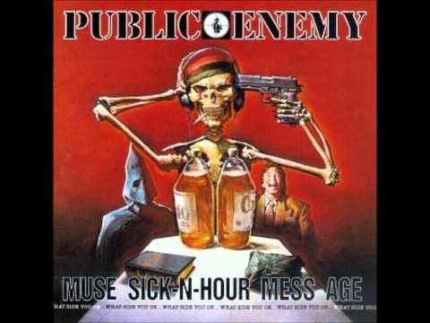 Public Enemy - I Stand Accused