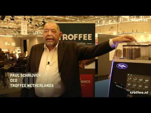 Troffee smart coffee makers