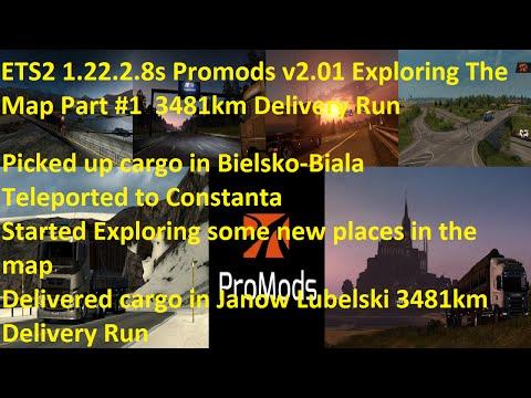 ProMods v2.01 (upd: 19.02.16) 1.22.x