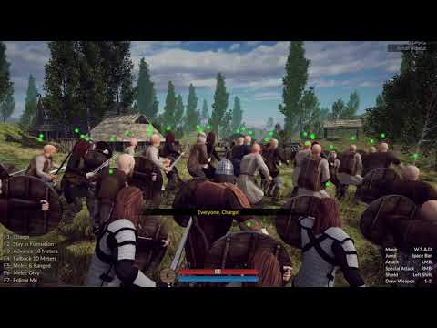 The Viking Way: Episode 5, Building an army?