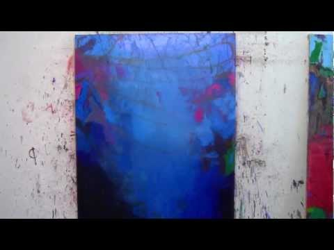 rutenberg - Episode 23 in an ongoing series inside the painter's NYC studio. Brian discusses his typical day and the comfort of routines, mixes a host color, and speaks ...