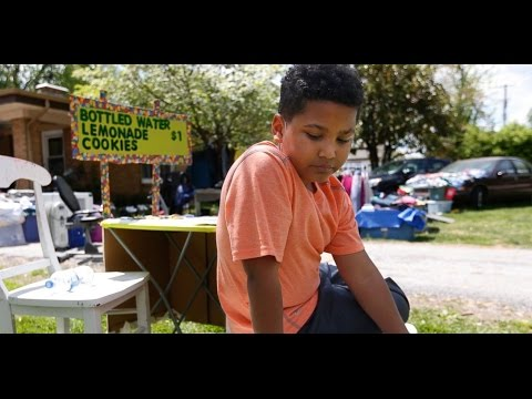 EJ: This Young Boy Started A Lemonade Stand To Fund His Own Adoption.