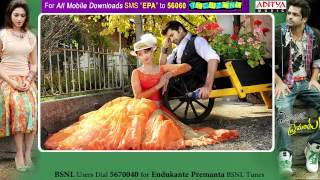 Endukante Premanta Full Song - Chillout Song With Lyrics