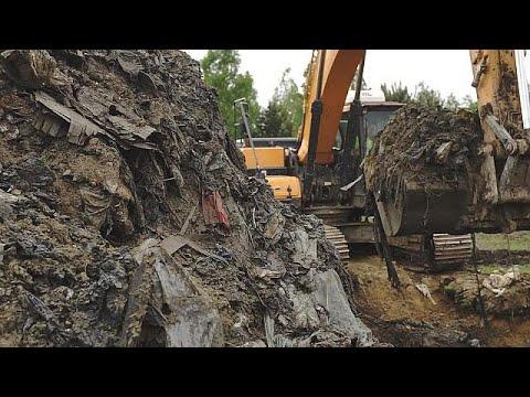 Πώς τα απόβλητα από τις χωματερές μετατρέπονται σε τούβλα