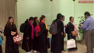 Dammam Saudi Arabia  city images : New batch of stranded OFWs in Dammam, Saudi Arabia gets repatriated