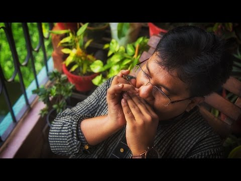 Video Jago Durga jago dashapraharanadharini :: Sumanta Basu on The Harmonica download in MP3, 3GP, MP4, WEBM, AVI, FLV January 2017