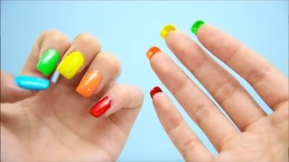 DIY Double Sided Nails! by RCLBeauty101