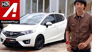 Video Review Honda Jazz RS 2014 Indonesia by AutonetMagz MP3, 3GP, MP4, WEBM, AVI, FLV Februari 2018