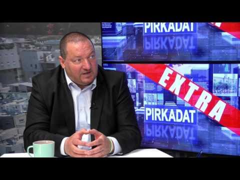 PIRKADAT EXTRA: Németh Szilárd