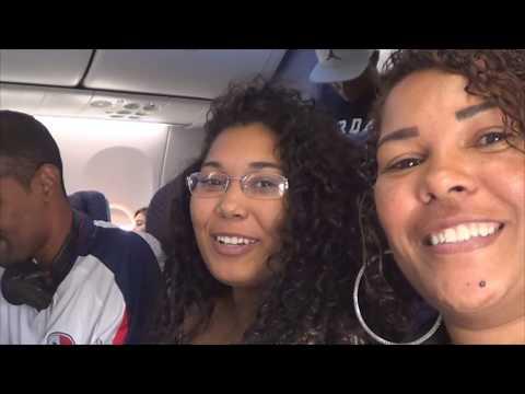 NO AVIAO  da Copa airline - RUMO AO PANAMA