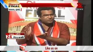 Lok Sabha polls 2014: Mumbai candidates fight it out