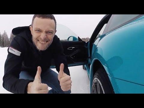 Porsche Winter Driving Experience – Finska, Levi