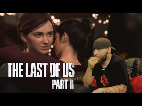 Last of us part II REACTION