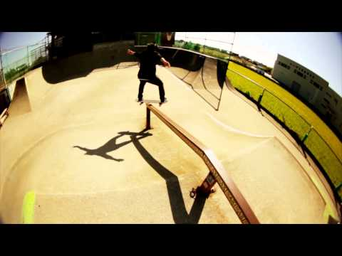 axis skateboard park contest