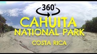 360º Vid in Costa Rica's Caribbean Paradise