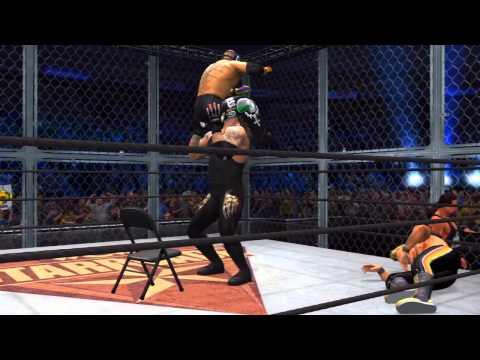 WWE 12 Road to Wrestlemania | Jacob Cass | Part 3