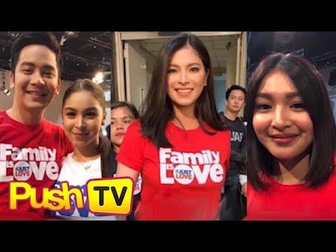 Video Kapamilya Stars, nagsama-sama para sa ABS-CBN Station ID 2018 download in MP3, 3GP, MP4, WEBM, AVI, FLV January 2017