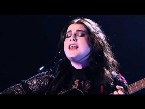 Dobrou noc s APLAUSEMin - Karise Eden sings Hallelujah
