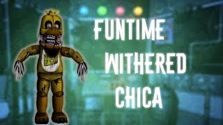 ▷Deviantart- http://133alexander.deviantart.com ▷Subscribe!!!https://www.youtube.com/channel/UCHqJ... ▷Funtime Withered Chica-http://133alexander.deviantart.com/art/funtime-Withered-Chica-693655003