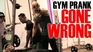 Video GYM PRANK ON DEDDY CORBUZIER GONE WRONG! MP3, 3GP, MP4, WEBM, AVI, FLV Februari 2018